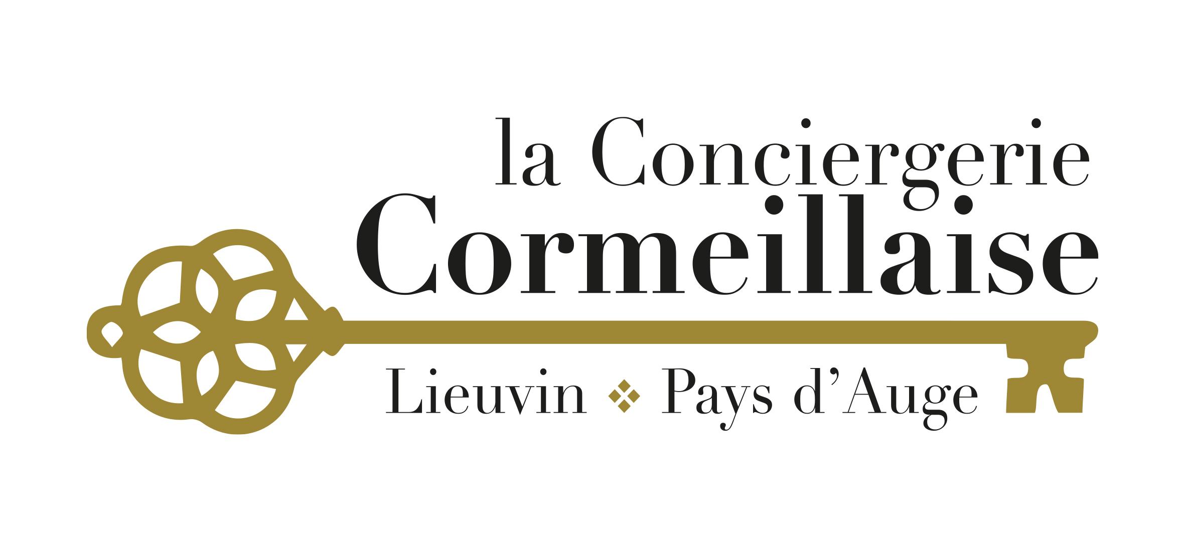 Logo conciergerie cormaillaise